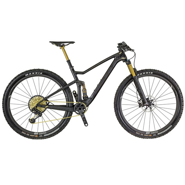 SCOTT SPARK 900 ULTIMATE BIKE