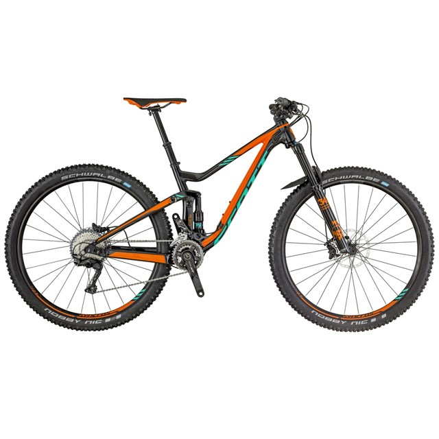 SCOTT GENIUS 930 BIKE