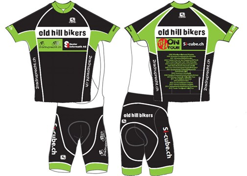 "Team ""old hill bikers"""